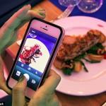 Que tal pagar a conta do restaurante com uma foto no Instagram?