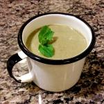 Pra comer na Copa: Caldo de Lentilha com Hortelã