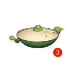 gourmetice, glossário, wok, panela, oriental