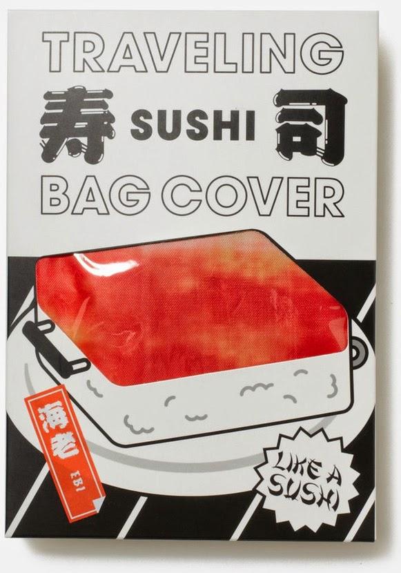 noticia, extra, gourmetice, mala, viagem, sushi