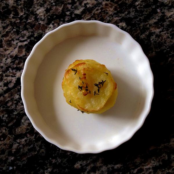 receita, gourmetice, pommes, anna, batata