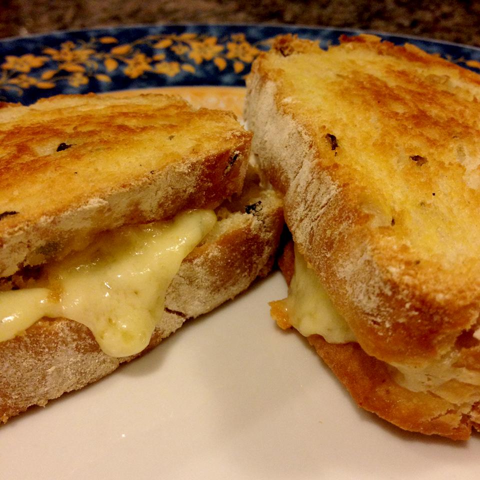 receita, gourmetice, ciabatta, pão, quatro queijos, carl casper, filme, chef
