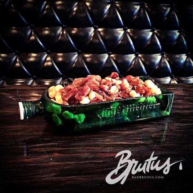 notícia, extra, gourmetice, bar, restaurante, brutus, montreal, canadá, bacon