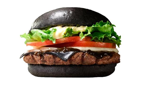 noticia, extra, gourmetice, hambúrguer, preto, kuro, burger king, japão