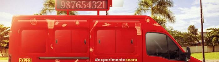 notícia, extra, gourmetice, seara, social food truck, sp, mundo