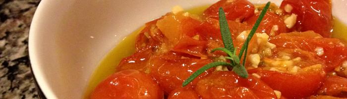 receita, gourmetice, tomate, confit, conserva