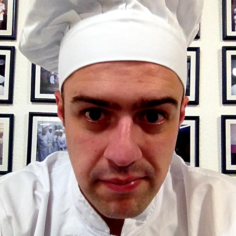 da cozinha, gourmetice, diário de um cozinheiro careca, curso de cozinheiro básico