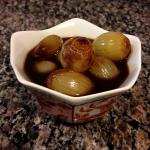 Mini Cebolas caramelizadas com Balsâmico