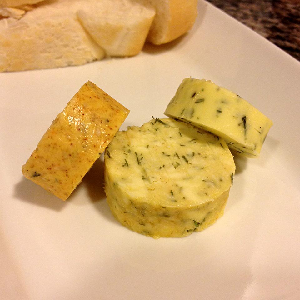 Manteigas Saborizadas