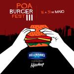 POA Burger Fest III e os seus Hambúrgueres de Cinema