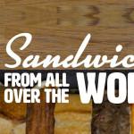 Vídeo ensina como preparar 13 sanduíches ao redor do mundo