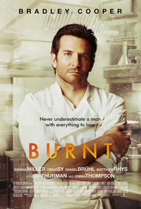 notícia, extra, gourmetice, filme, burnt, bradley cooper, chef, restaurante, michelin
