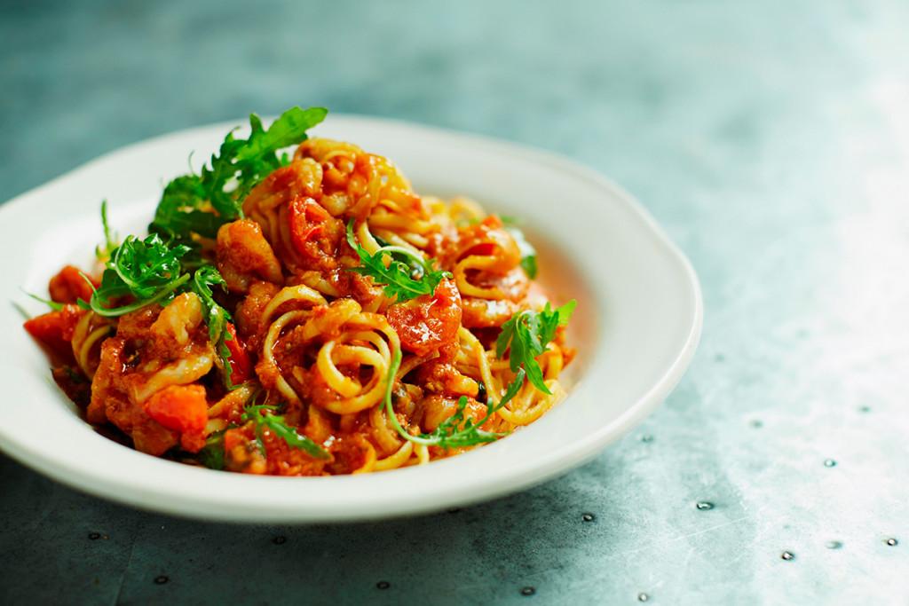 review, gourmetice, jamie's italian brasil, são paulo, sp, linguine, camarões