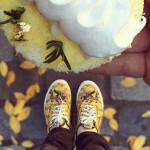 """""""Desserted in Paris"""", sobremesas e calçados por Tal Spiegel"""