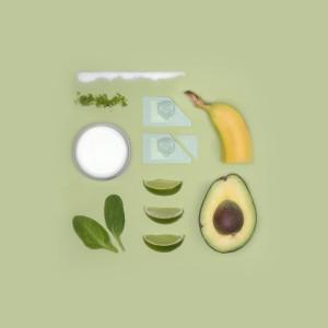 notícia, extra, gourmetice, pantone smoothie, abacate, banana, limão taiti, espinafre, leite de coco