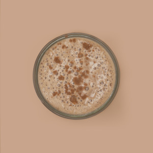 notícia, extra, gourmetice, pantone smoothie, banana, café, cacau, leite de onça, mel, iogurte grego