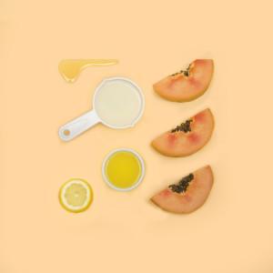 notícia, extra, gourmetice, pantone smoothie, mamão, laranja, limão siciliano, leite de soja, mel