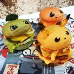 Já pensou em comer um Pokéburger?