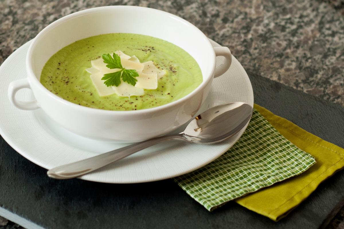 receita, gourmetice, sopa, creme, sopa cremosa, aspargos