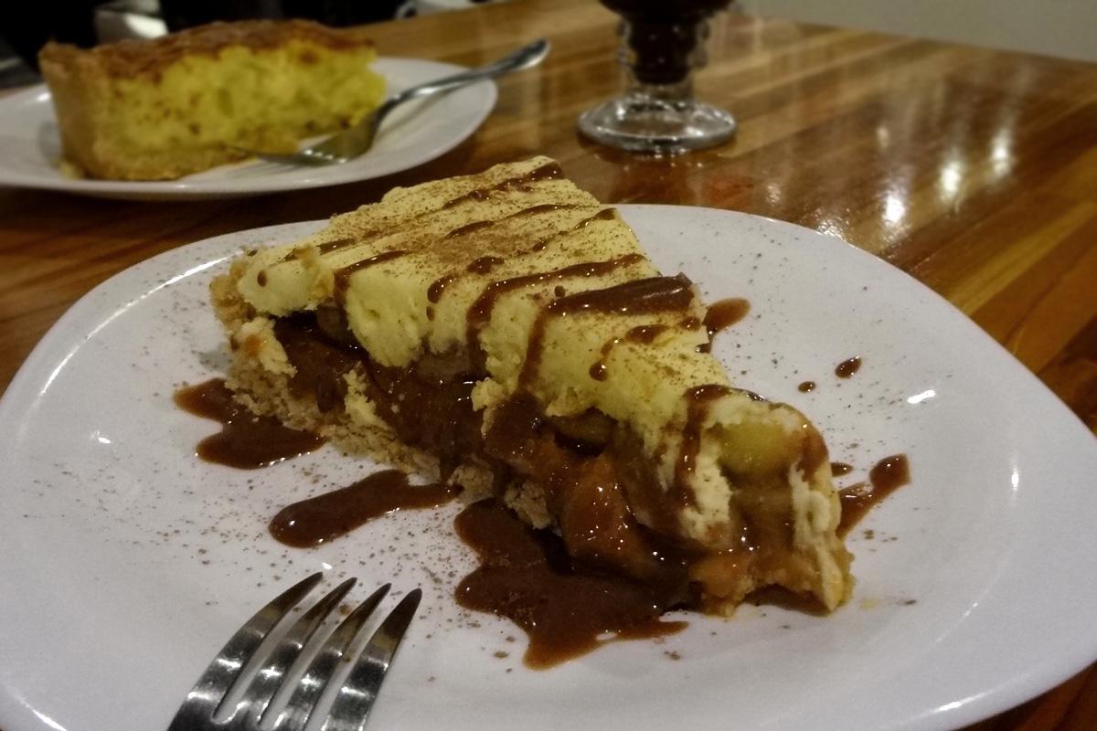 review, gourmetice, restaurante, aquavit, cidade baixa, porto alegre, café, banoffee, torta, banana, doce de leite