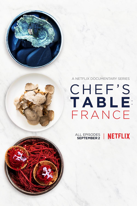 notícia, gourmetice, chef's table, série, documentário, netlifx, frança, france, chef