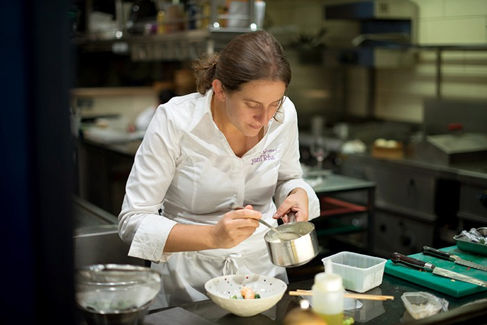 notícia, gourmetice, chef's table, série, documentário, netlifx, frança, france, chef, adeline grattard