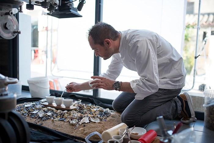 notícia, gourmetice, chef's table, série, documentário, netlifx, frança, france, chef, alexandre couillon