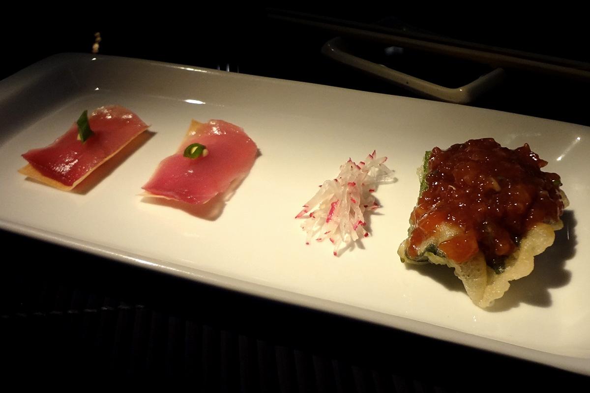 review, gourmetice, takêdo, porto alegre, poa, restaurante, culinária japonesa, japonês, sushi, canapé, atum, tartare, salmão, shissô