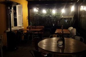 review, gourmetice, 103 retro lounge, restaurante, cozinha contemporânea, porto alegre, poa, área externa