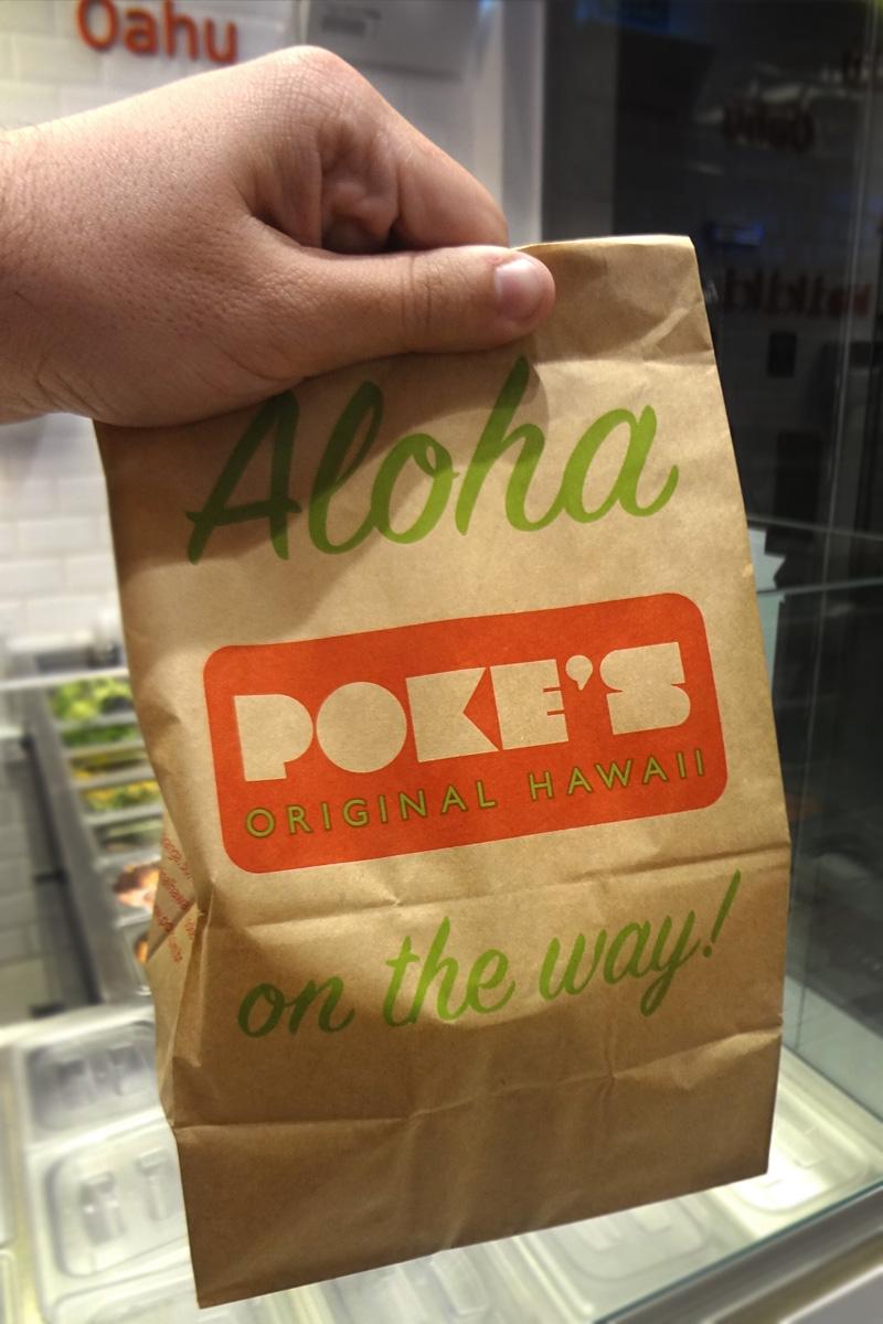 review, gourmetice, poke's hawaiian original, hawaiian food, hawaii, poke, porto alegre, poa, atum, salmão, mix de folhas