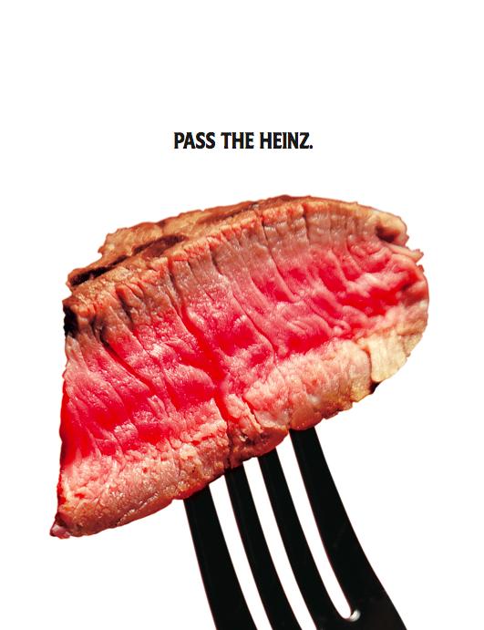 notícia, gourmetice, mad men, don draper, heinz, carne, steak, hambúrguer, hamburger, batatas, fritas, french fries, pass the heinz