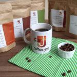 Os cafés selecionados da Coffee & Joy