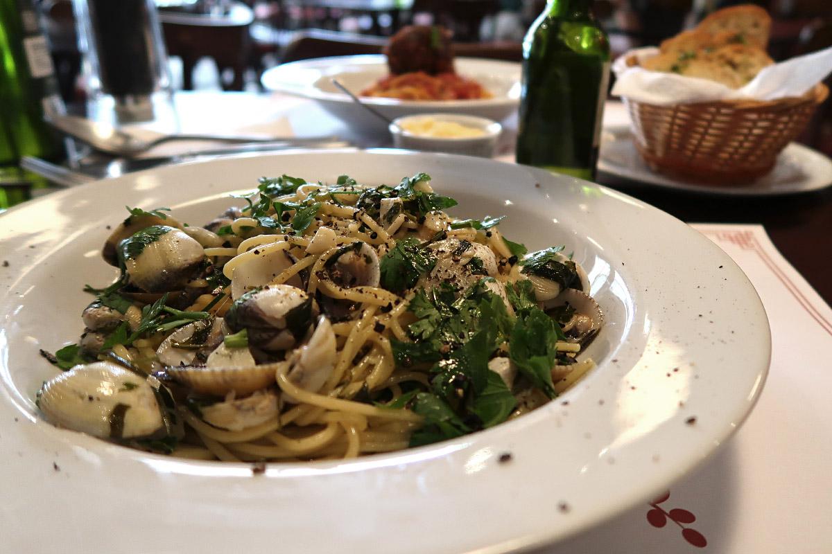 review, gourmetice, vincenzo, spaghetteria, restaurante, italiano, porto alegre, poa, bom fim, spaghetti, massa, pasta, vongole, sophia loren