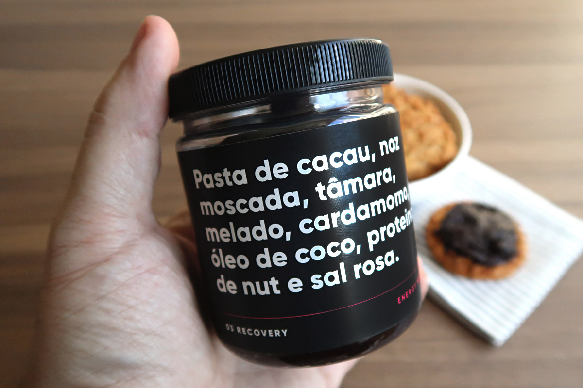 glossário, gourmetice, ogiva energy food, pasta, cacau, noz moscada, tâmara, melado, cardamomo, óleo de coco, proteína, nut, sal rosa