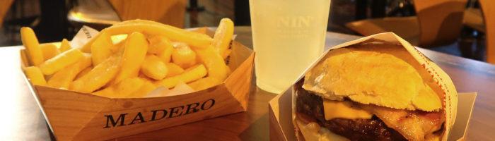 review, gourmetice, madero, container, anita, porto alegre, poa, hambúrguer, burger, hamburger, cordeio, batata frita, limonada