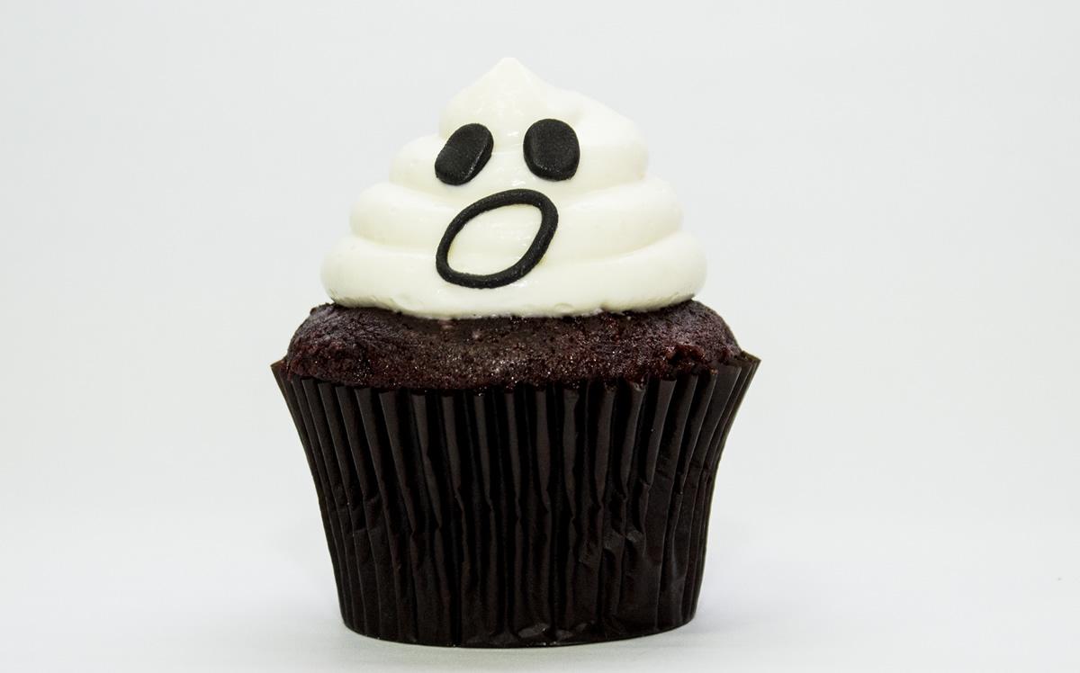 notícia, gourmetice, carlo's bakery, são paulo, sp, cake boss, buddy valastro, halloween, dia das bruxas, cupcake, fantasma
