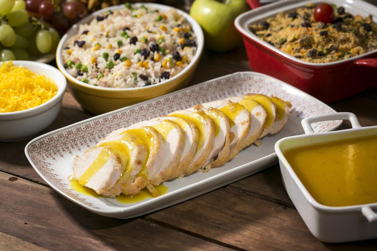 notícia, gourmetice, brubins, comida, congelada, delivery, porto alegre, poa, famintas, natal, ano novo, ceia, peru, arroz à grega, farofa
