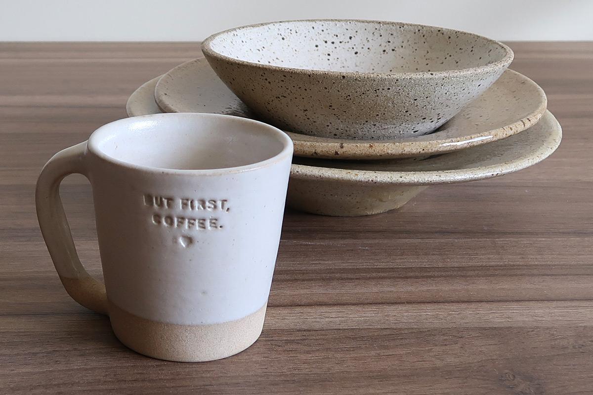 glossário, gourmetice, p.cerâmicas, ateliê, cerâmica, paula silveira, curitiba, bowl, prato, caneca, xícara, but first coffee