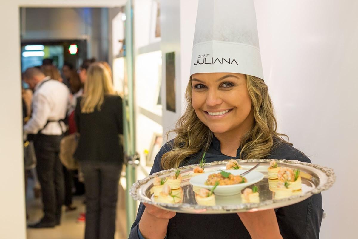 notícia, gourmetice, chef, chef ju, juliana correa, cook experience, menu, verão, porto alegre, poa