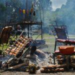 """""""A Ferro e Fogo"""" reúne talentos da gastronomia e da cultura no Parador Hampel"""