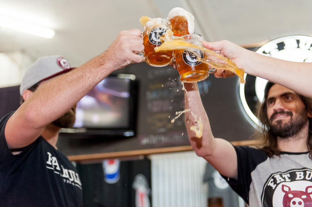 notícia, gourmetice, fat bull, cervejaria, novo hamburgo, rs, prêmio, medalha, bronze, concurso, nacional, cerveja