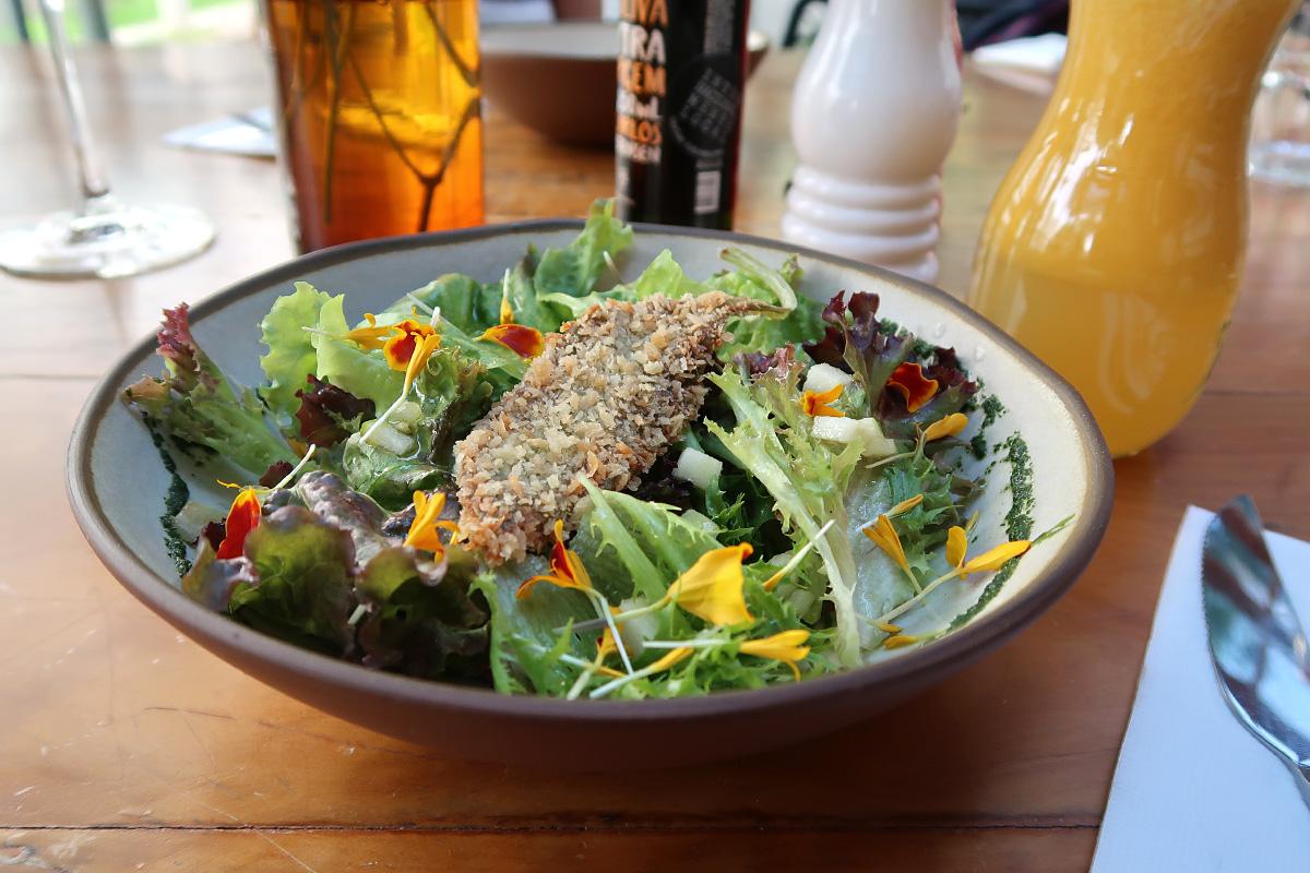 review, gourmetice, um, bar, cozinha, chef, carlos kristensen, restaurant week, brasil, porto alegre, poa, salada, orgânica