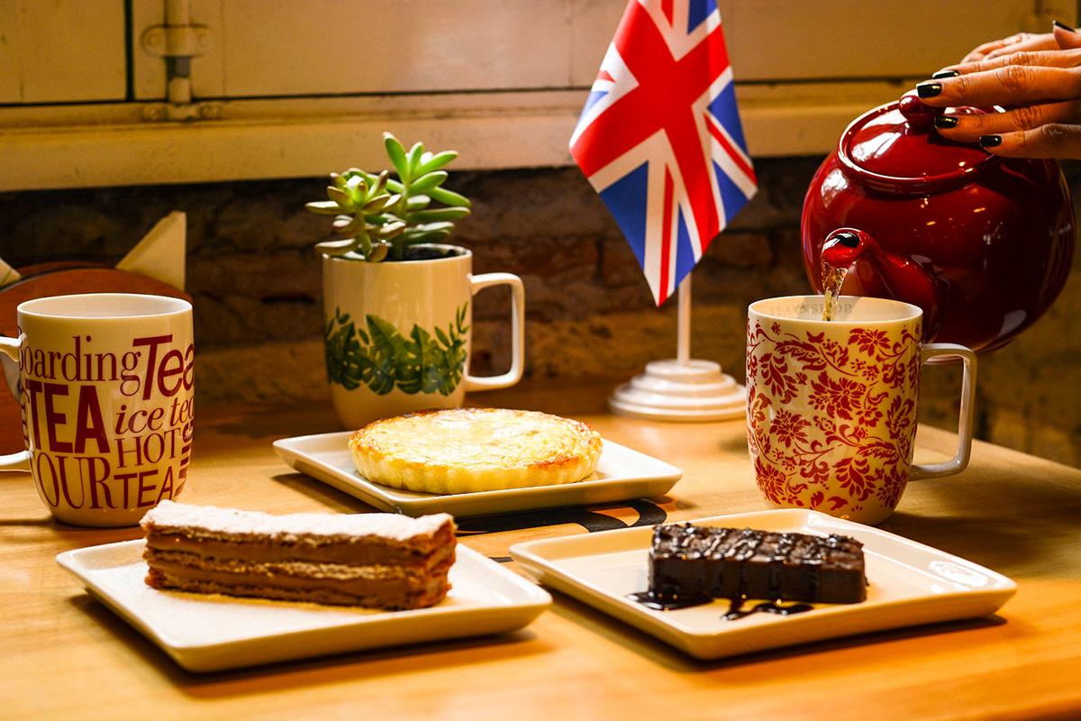 notícia, gourmetice, tea shop, chá das cinco