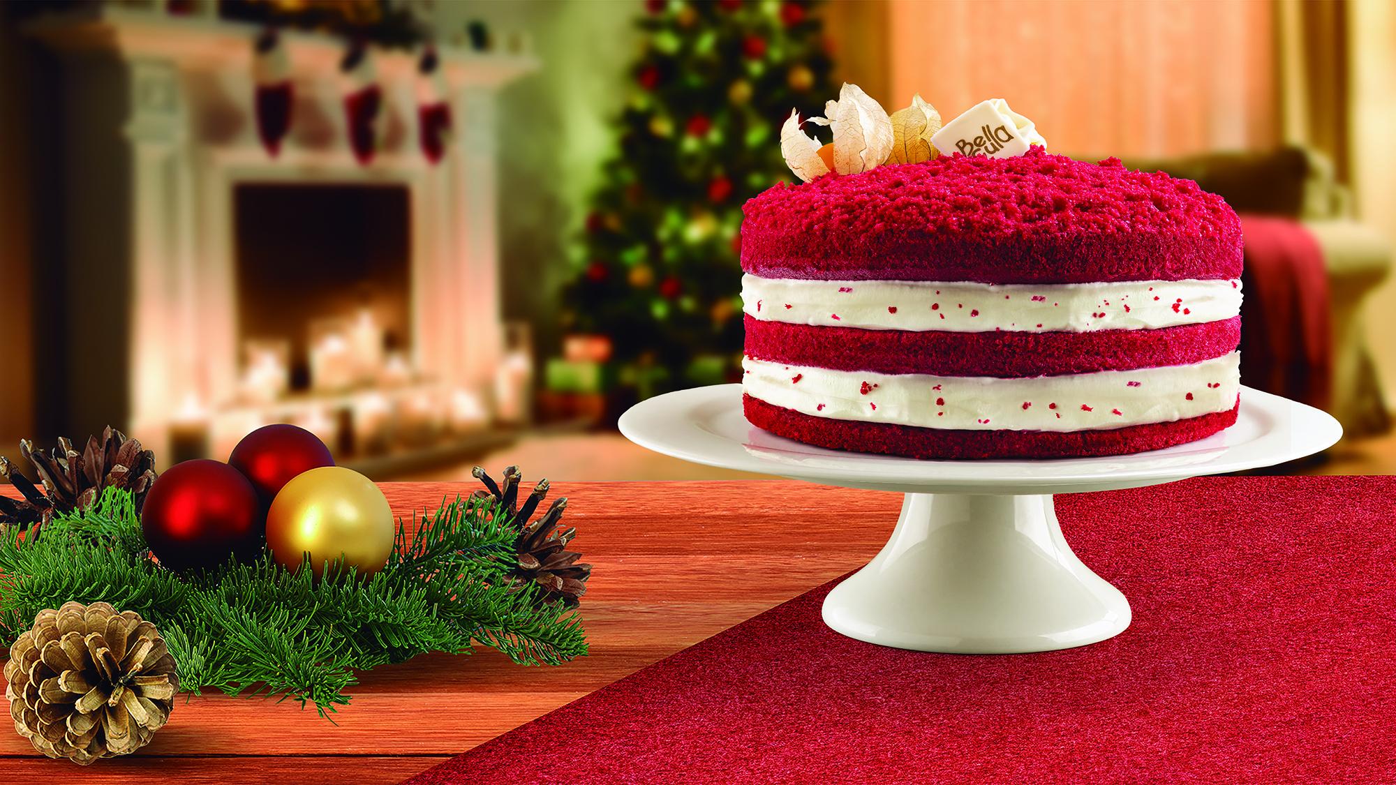notícia, gourmetice, natal, bella gula, red velvet, promoção