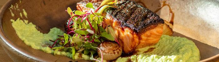 gourmetice, notícia, dry, dry moments & drinks, drink, restaurante, porto alegre, poa, drink, salmao, grelhado, teriyaki, wasabi, edamame